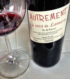 El Alma del Vino.: Jacques Broustet Vigneron Artisan Autrement le 2012 de Lamery.