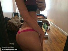 hot booty sexy selfie