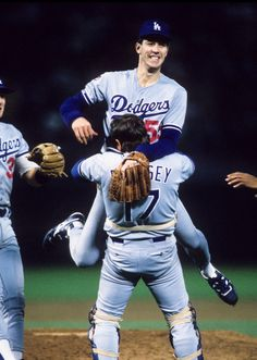 Orel Hershiser - 1988 World Series Let's Go Dodgers, Dodgers Nation, Dodgers Baseball, Baseball Players, Dodgers History, Orel Hershiser, Cubs Team, Sports Personality, Sports
