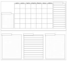 Free Currently Fauxbonichi Planner Printable | Free ...