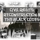 This lesson will have students critically explore the period of the Reconstruction that took place in the deeply segregated southern states of the U.S. This highly engaging, primary based, interactive power-point will introduce students to the different levels at which discrimination  various forms of oppression existed. Students will analyze different forms of control that the ex-Confederate leaders implemented, such as; the Black codes, literacy tests, and the poll tax.