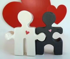 Salt and pepper shakers....but cute topper