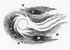 kometen by tove jansson