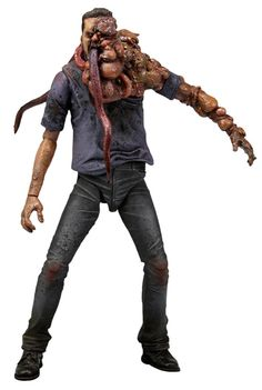 Leave no one behind!! Except maybe this guy...Left 4 Dead Smoker action figure Left4Dead
