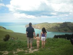Overlooking Le Bons Bay Canterbury, by Debbie Wealleans - Vote for this photo at www.aatravel.co.nz/101/gallery