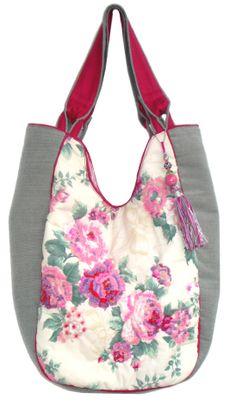 Bolsa Flora I B http://loja.nomundodalu.com.br/