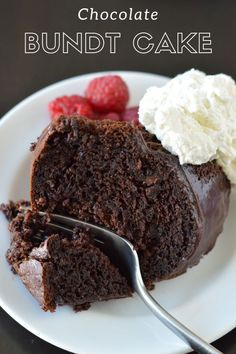 The Highest Three Chicory Espresso Manufacturers - Include A Novel Taste On Your Cup Of Joe Rich, Moist, Chocolate Devils Food Cake. With 5 Minute Prep Time This Easy And Delicious Chocolate Dessert Recipe Cant Be Beat Easy Moist Chocolate Cake, Perfect Chocolate Cake, Chocolate Bundt Cake, Delicious Chocolate, Chocolate Desserts, Delicious Desserts, Decadent Chocolate, Homemade Chocolate, Chocolate Chips