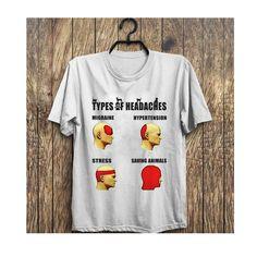 """vet tech types of headaches migraine Tech Tech T Shirts, Cool Shirts, Migraine, Mens Tops, Shopping, Women, Fashion, Moda, Fashion Styles"