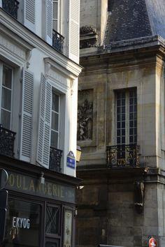 ©Vincent Brun Hannay Rue des Francs Bourgeois , le Marais