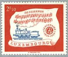 ◇Luxembourg  1959