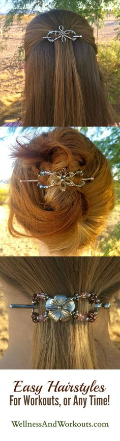 Lilla Rose Flexi Clips are very popular in my family! Here are some of the clips we've had for the past few years. Flexi Clips make styling hair easy and beautiful! Click to enter to win a flexi clip of your own!