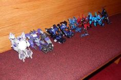 Dragstrip and Breaki's Baptism 17.30 by transformersnewfan