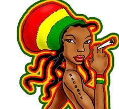 87 best rasta walls images in 2013 reggae bob marley reggae music - Reggae girl wallpaper ...