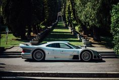 Homologation (Extra) Special: The Mercedes-Benz CLK GTR • Petrolicious