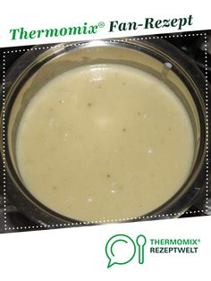 Cauliflower soup from Thermomix recipe development. A Thermomix ® recipe from . - Cauliflower soup from Thermomix recipe development. A Thermomix ® recipe from the soups category w - Meatball Recipes, Meat Recipes, Fall Recipes, Chicken Recipes, Recipes Dinner, How To Cook Cauliflower, Cauliflower Soup, Cauliflower Recipes, Chicken Broth Can