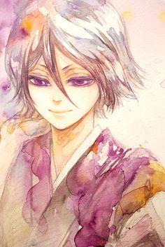 Kuchiki Rukia by Tamaki Ichigo E Rukia, Rukia Bleach, Bleach Manga, Shinigami, Cute Anime Pics, I Love Anime, Manga Anime, Anime Art, Bad Drawings
