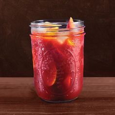 Cocoa Grove Sangria - freeze fruit to make ice cubes to eat!