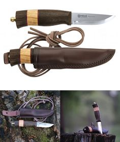Survivorman - Helle Algonquin Neck Knife