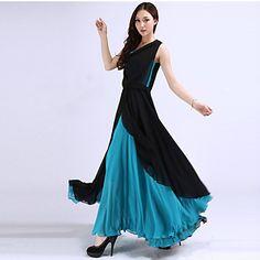 808c588670c7 9 bästa bilderna på Lång klänning | Beach dresses, Beach wear ...
