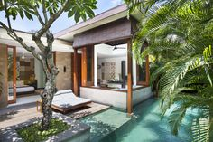 When the name of a #boutiquehotel simply translates as 'paradise', you're sure to be in for a treat, and #paradise is exactly what The Elysian #Bali #Indonesia offers. Guests can enjoy the best of both worlds with a discreet village resort tucked away in a side street yet just a stone's throw from the best that Bali has to offer in the neighbourhood of Seminyak. #ItsAFeeling #LuxuryTravel