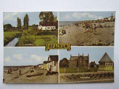 Old-Postcard-Heacham-Norfolk