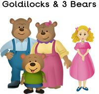 Lots of  great FREE Goldilocks and the Three Bears teaching resources. For more fairy tale resources please check out our site. Our Goldilocks and the Three Bears printables are all free to download, plus  we have 1000s more free printables available to download.