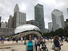Di tutto e di più sulla Sardegna di Giurtalia e tanto altro ancora.: Chicago - il Millennium Park ed il Fagiolone - 2°