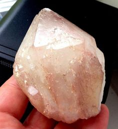 Angel Pink Lithium Atlantean Lovestar Quartz Recordkeeper Crystal healing Point Archangel Cathedral