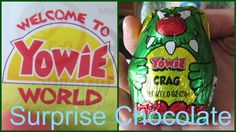 Yowie Surprise Chocolate