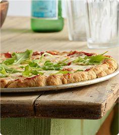Easy Gluten Free Pizza Crust   Krusteaz