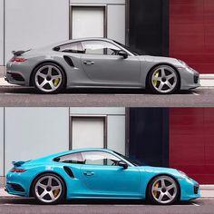 "7,568 Likes, 157 Comments - Porsche Club (@porscheclub) on Instagram: ""Which color??  @masterkrishan"""
