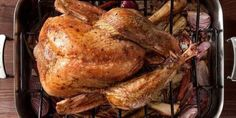 Why Turkeys Are So Much Better Roasted Upside Down