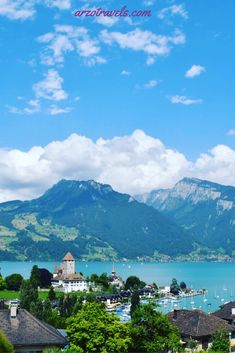 Switzerland rocks, find travel inspiration why to visit this gorgeous country in Europe.
