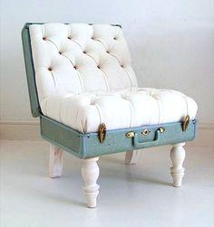 Vintage Teen Bedrooms | Reclaimed Vintage Objects | Cool Teen Room Furniture