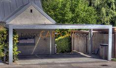 Billedresultat for carporte i stål og træ