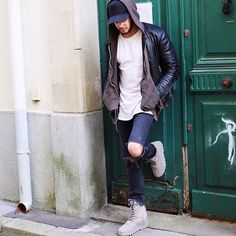 443cb3487e7 Ways to Wear  Adidas Yeezy 950 Boots