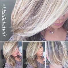 #lizababehair #number34 #barbershop #salonparlour #downey #hair #blonde #highlights #schwarzkopf #matrix #olaplex