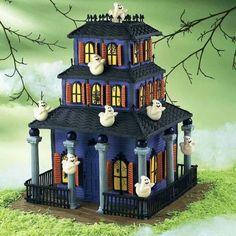 House creeping Cake