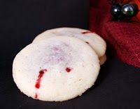 Vampire cookies - awesome!! Halloween or a Twilight party!!!