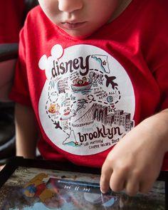 custom disney t-shirt