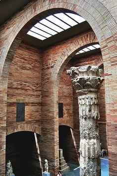 32 Museo Nacional de Arte Romano - Moneo