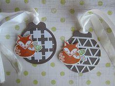 Vikki's Paper Trail: Autumn fox tags
