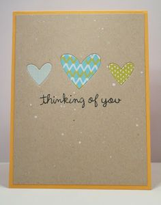Thinking of You- This Haus of Cards Blog