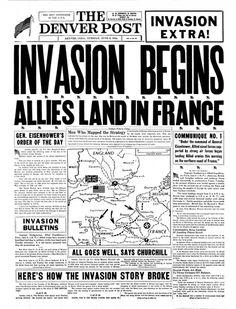 DenverPost-D-Day-FrontPage