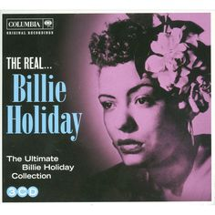 Billie Holiday - The Real... Billie Holiday (CD)