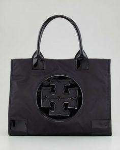 Tory Burch Ella Nylon Tote Bag on shopstyle.com