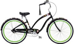 Electra Sugar Skulls 3i cruiser bike