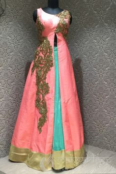 http://www.mangaldeep.co.in/amazing-look-in-silk-and-net-which-gives-a-breathtaking-designer-partwear-indowestern-suit-7810 For more details contact us : +919377222211 (whatsapp available)