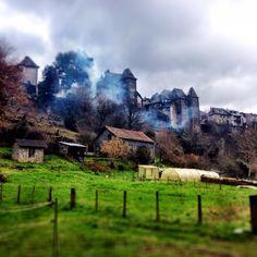 Uzerche in Limousin  photo by simoneharper #harpergites