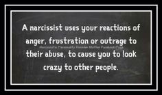 Oh definitely. Narcissistic Abuse Recovery